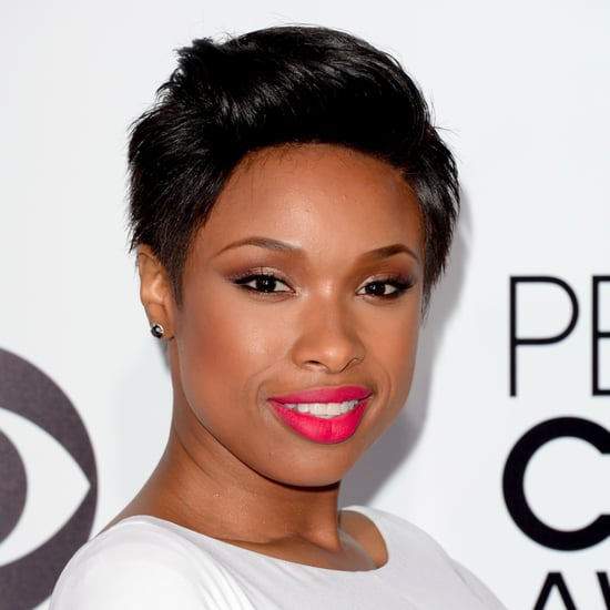 Jennifer Hudson Makeup at People's Choice Awards 2014