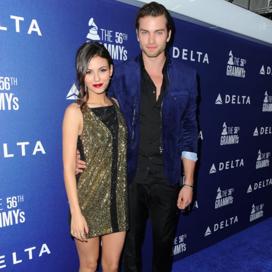 Victoria Justice and Pierson Fode Break Up November 2015