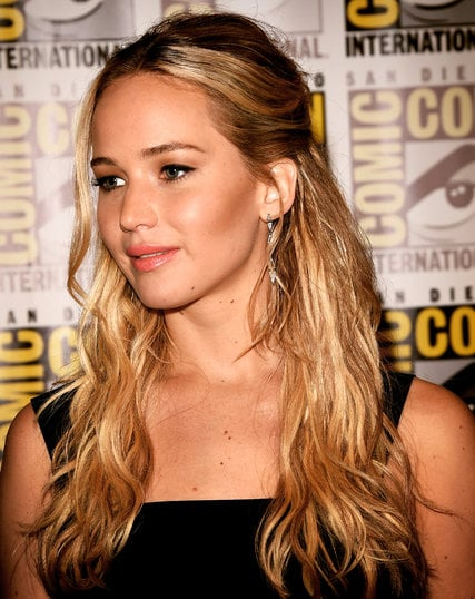 Jennifer Lawrence Admits She Has Confidence Issues