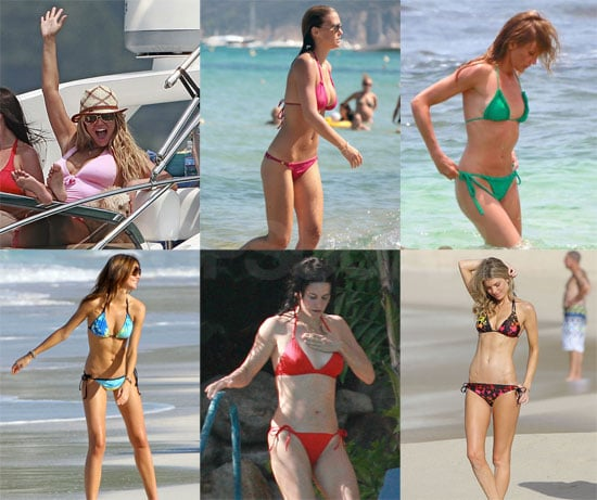 Cast Your Votes For the Hottest Bikini Body of 2009!