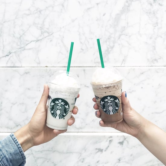 Starbucks Mini Frappuccinos 2016