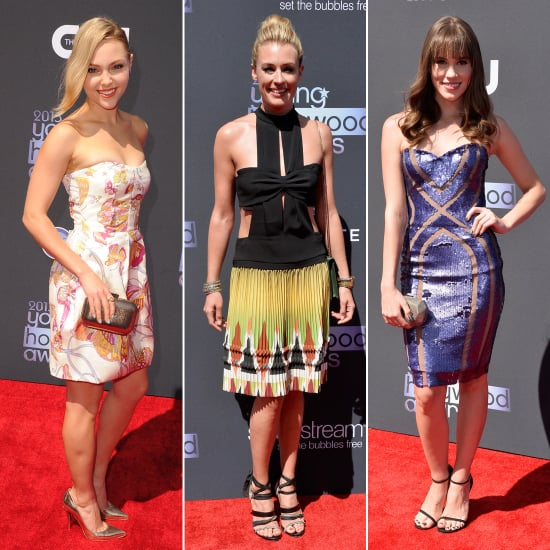 2013 Young Hollywood Awards Red Carpet