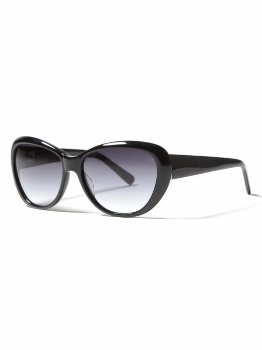 These cat-eye sunnies are the ultimate day-to-day staple.  Mad Men Collection Stefani Sunglasses ($98)