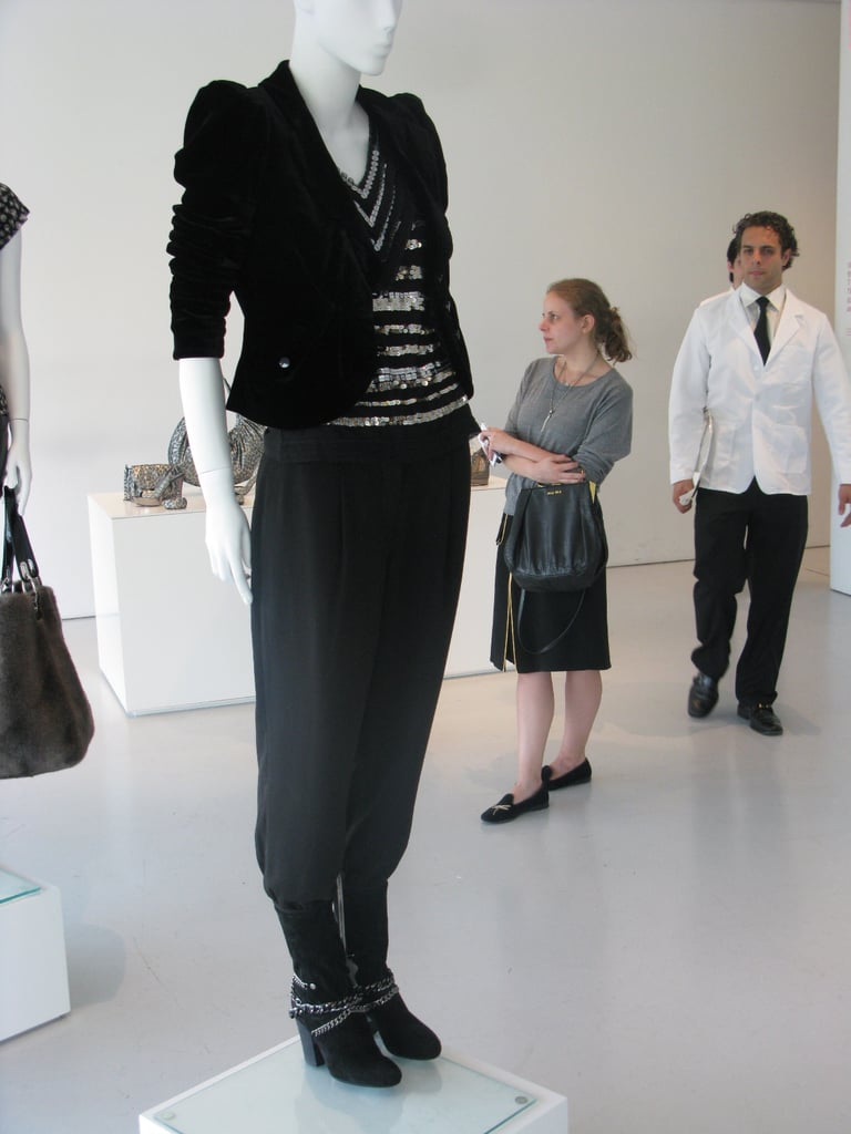 In The Showroom: Nine West Fall 2009