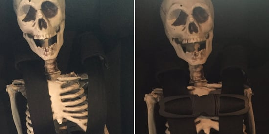 Spooky Side-By-Side Photos Teach A Quick Lesson About Car Seat Safety