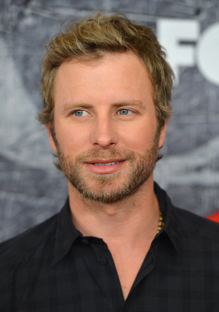 Dierks Bentley made an appearance at the American Country Awards.
