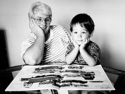 How to Get the Grandparents to Follow Your Parenting Lead