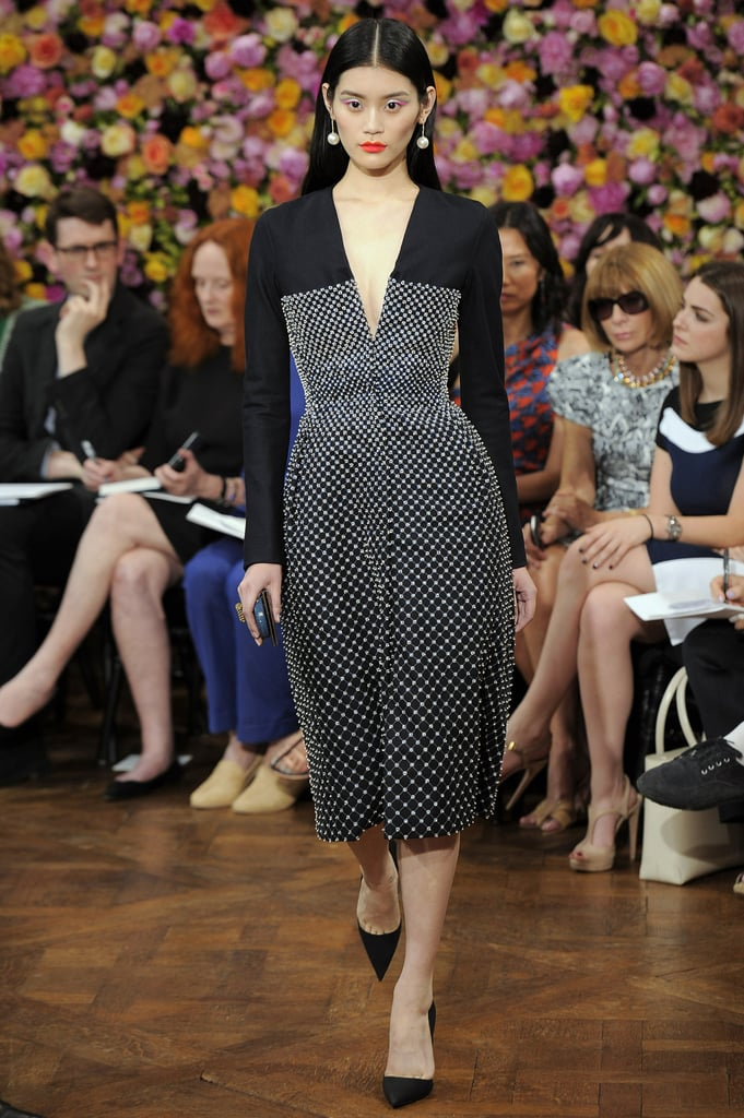 Christian Dior Couture Fall 2012