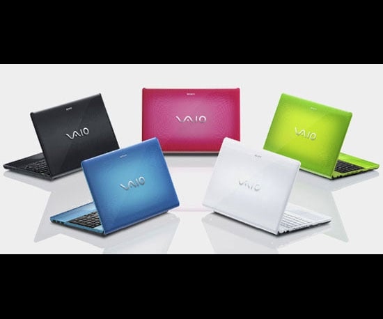 New Netbooks From Sony