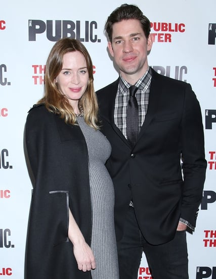 John Krasinski and Emily Blunt welcome new daughter, Violet