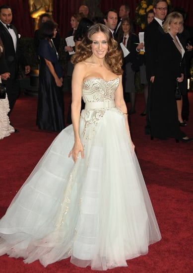Trend Alert: Pale Palette at the Oscars 2009