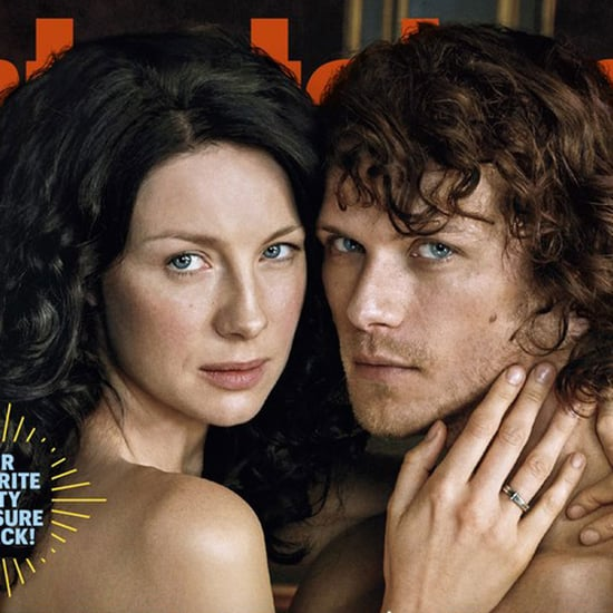 Outlander Entertainment Weekly Cover February 2016