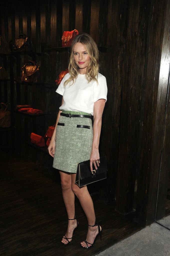 Kate Boworth checked out the Proenza Schouler store opening.