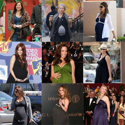 Best of 2008: The Year in Celebrity Pregnancies