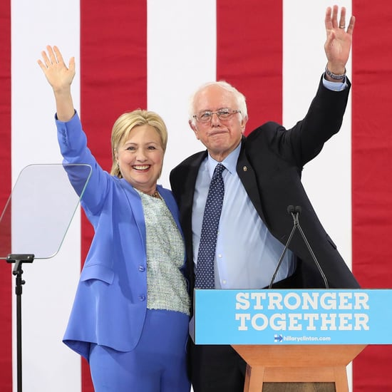 Bernie Sanders Endorses Hillary Clinton (Video)