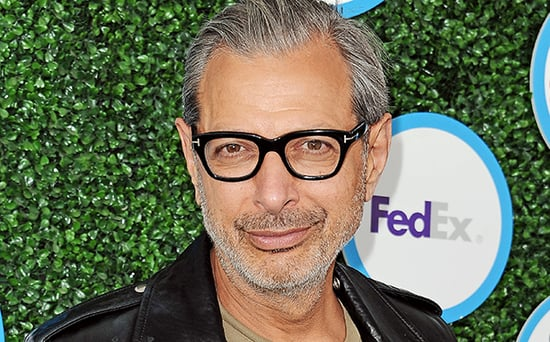 FROM EW: Jeff Goldblum Hosted an Entire Variety Show on Facebook Live