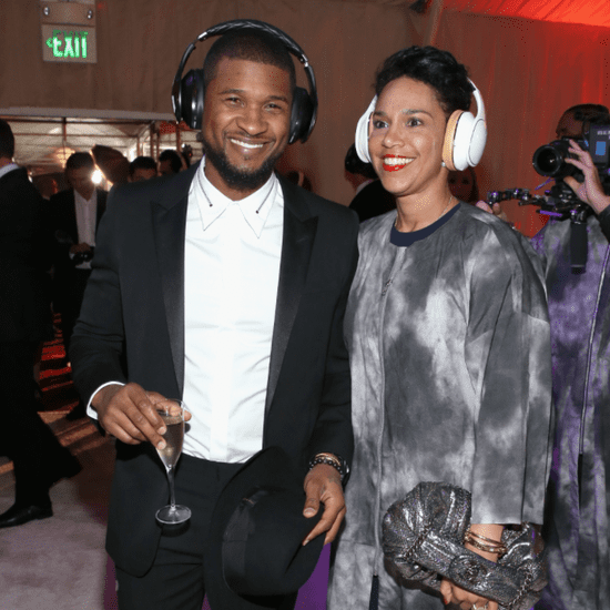 Surprise! Usher and Grace Miguel Are Married!