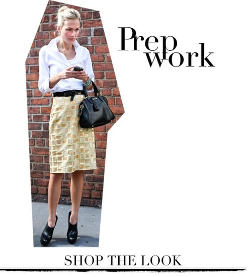 Teen Vogue Editor Mary Kate Steinmiller Street Style Summer 2011