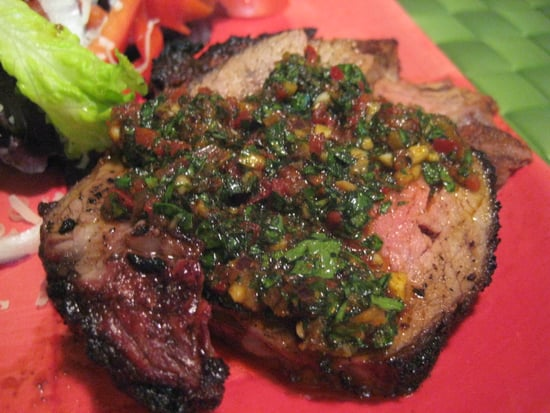 A Condiment Worth Making: Chimichurri