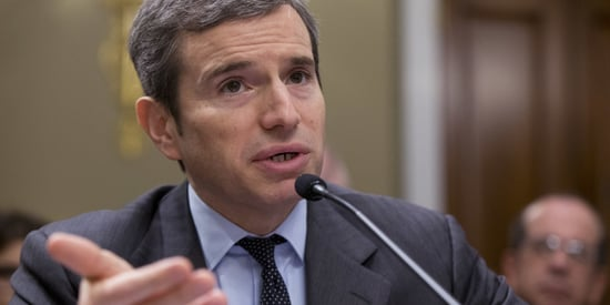 How Antonio Weiss Brokered The Only Major Economic Policy To Pass Congress This Year