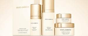 Dolce & Gabbana Launches a Game-Changing, Luxurious Line of Skin Care