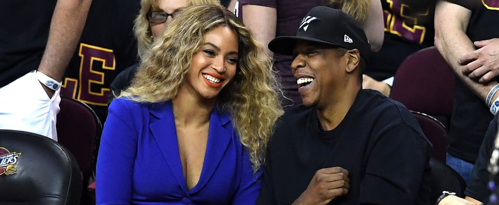 Beyoncé and Jay Z Easily Outshine LeBron James and Stephen Curry With Their Cute Outing at the NBA Finals