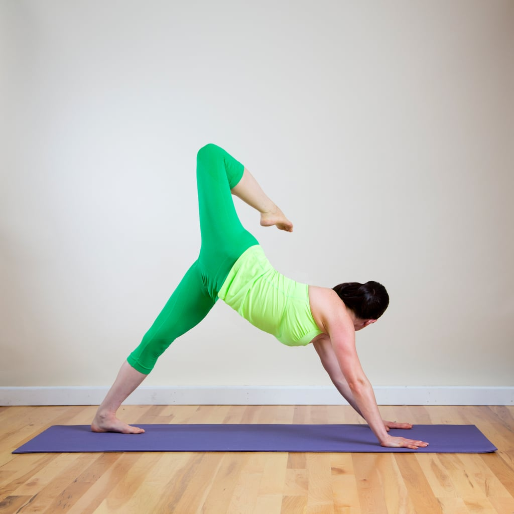 Yoga Poses to Tone Arms and Upper Back | POPSUGAR Fitness