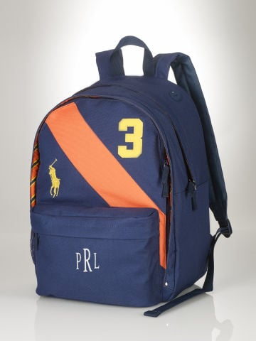 Ralph Lauren Children's Backpack