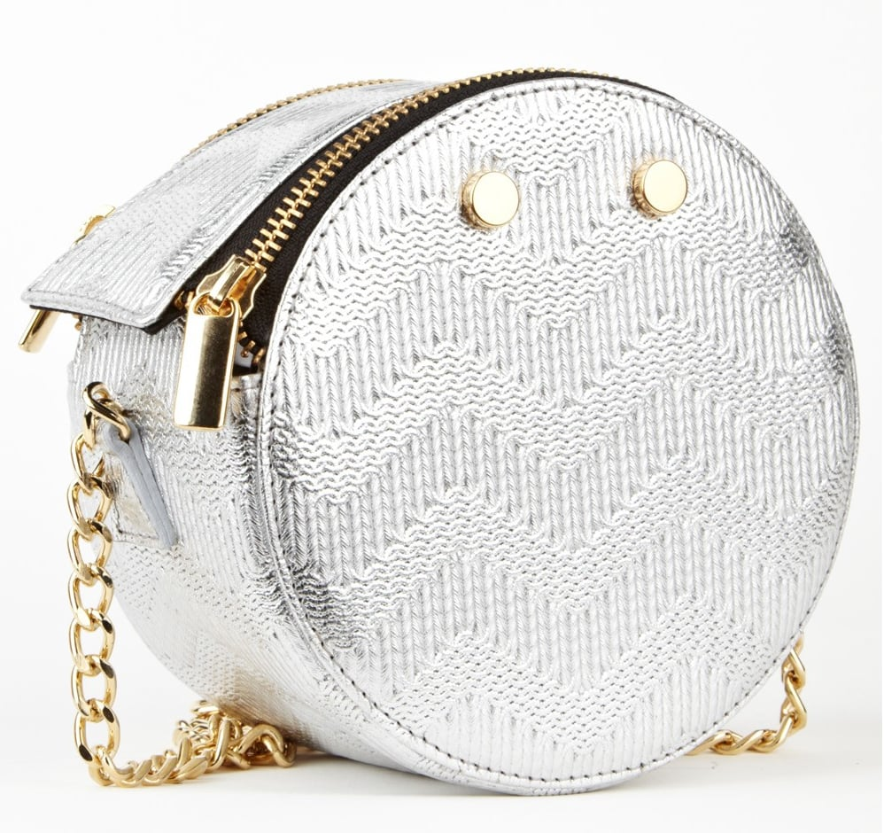 TL-180 Mini Tambour Circle Bag ($354)