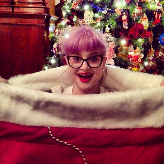 Celebrity Social Media Pictures of Christmas Weekend 2013