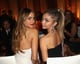 Sofia Vergara and Sarah Hyland gave their best over-the-shoulder poses.