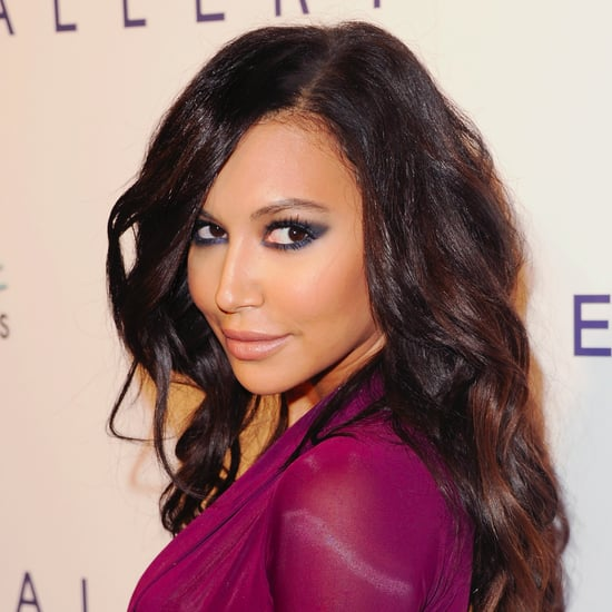 Naya Rivera's Second-Day Hairstyles