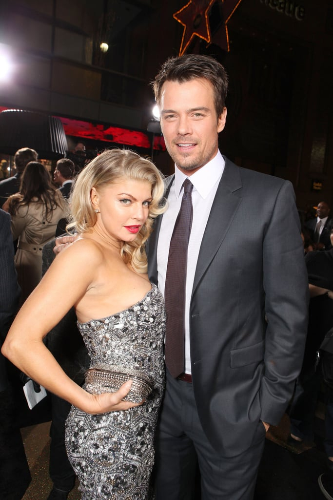 Fergie and Josh Duhamel heated up the red carpet.