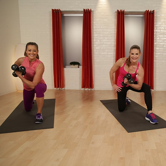10-Minute Full-Body Toning Workout