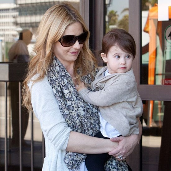 Pictures of Sarah Michelle Gellar With Charlotte Prinze