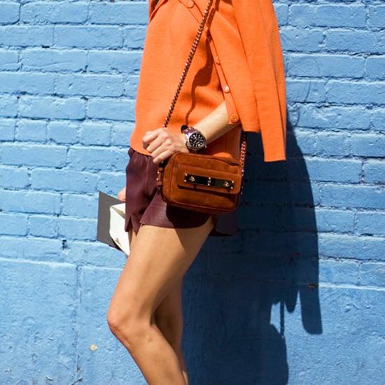 Leather Shorts | Shopping