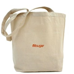 Speak Up: Reduce, Reuse, Recycle - FitSugar Tote Bag Giveaway