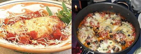 Chicken Parmesan Two Ways - Beginner & Expert