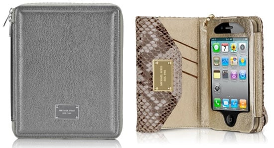 Michael Kors Designer iPad and iPhone Cases
