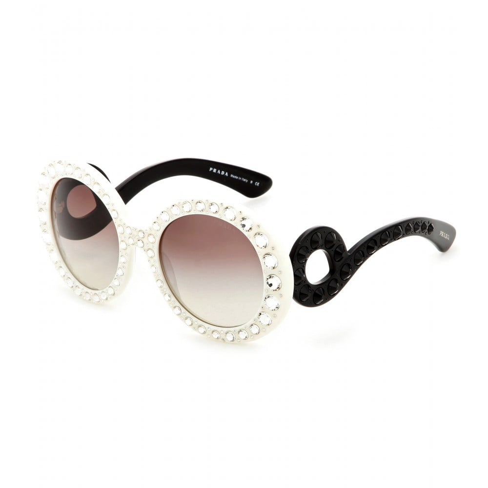 Sunglasses With Crystals