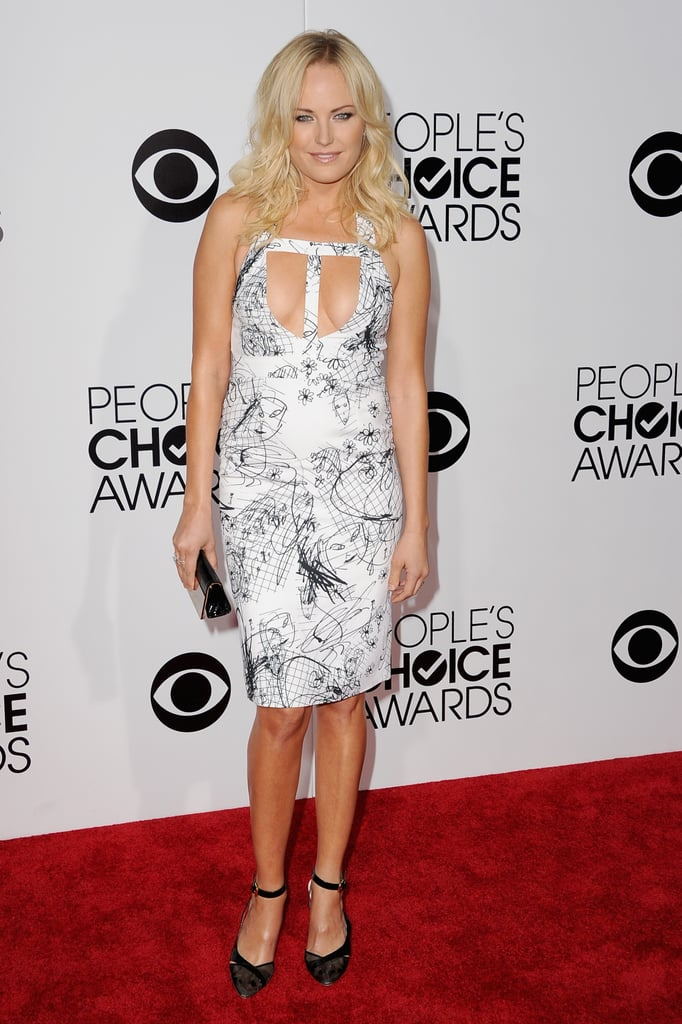 Malin Akerman at the People's Choice Awards 2014