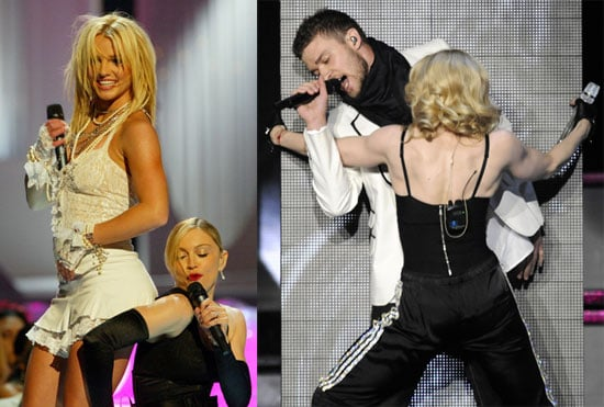 Britney and Justin to Join Madonna on Stage Tomorrow!