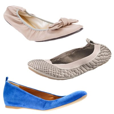 Foldable Shoes For Spring 2012