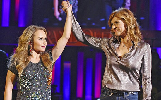 FROM EW: Connie Britton, Hayden Panettiere, More near Deal to Return to Nashville