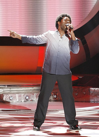 """""""American Idol"""" Elimination: Brandon's Booted"""