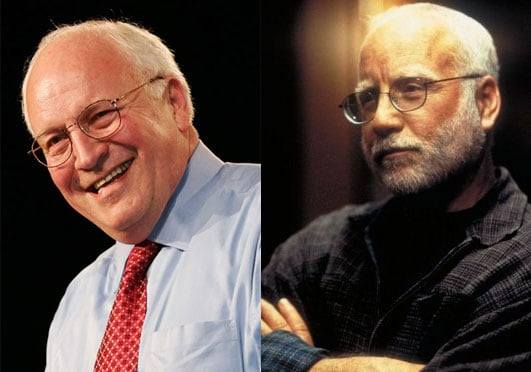 Richard Dreyfuss Cast as Dick Cheney