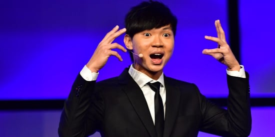 Here's a breakdown of the speech that won the 2016 World Championship of Public Speaking
