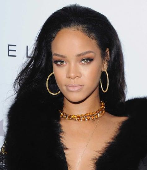 Rihanna Just Got Bangs (We Think)