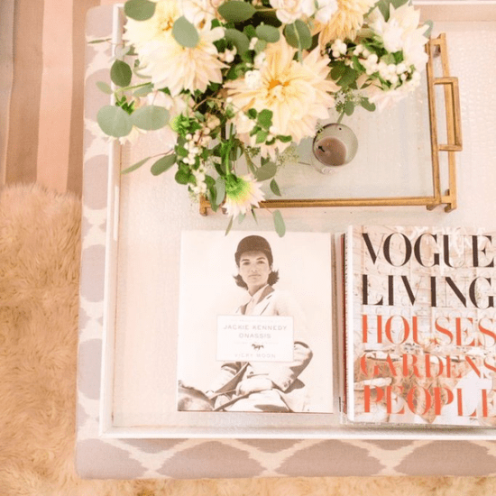 How to a Style Coffee Table You Love