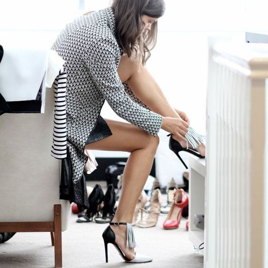 Shop Now: A Pair and a Spare Blogger for Tony Bianco Shoes